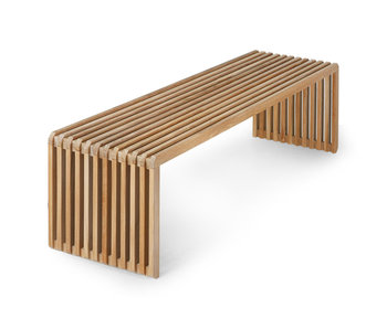 HK-Living Latten bank teak