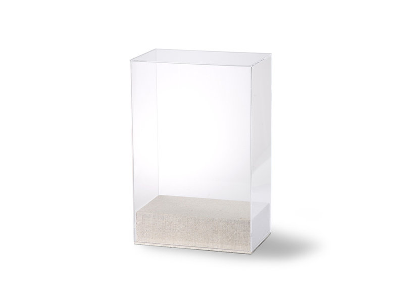 HK-Living Caja de presentación de acrílico