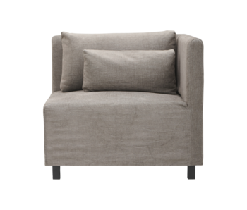 House Doctor Hazel night sofa module corner element incl 2 cushions