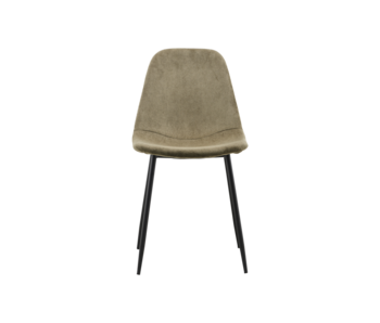 House Doctor Found chair - green set of 2 pieces