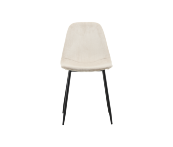 House Doctor Found chair - sand set of 2 pieces
