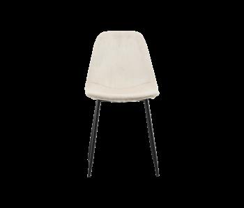 House Doctor Fundet stol - sand sæt af 2 stykker