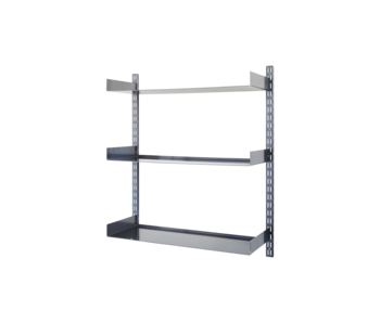 House Doctor Fari shelf system - black