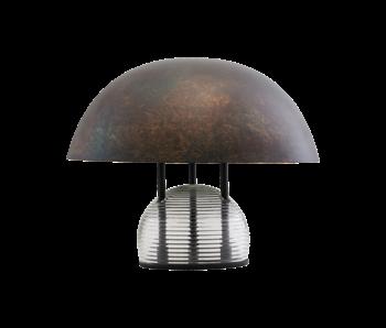 House Doctor Lámpara de mesa Umbra - marrón antiguo