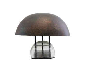 House Doctor Lampe de table Umbra - brun antique