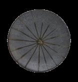 House Doctor Suns borden donkerbruin - set van 12 stuks