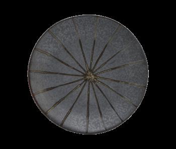 House Doctor Suns plattor mörkbrun - uppsättning av 12 stycken