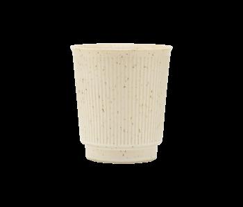 House Doctor Berica mugs beige - set of 12 pieces