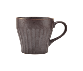 House Doctor Berica cups brown - set of 12 pieces