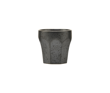 House Doctor Berica espresso cups black - set of 12 pieces