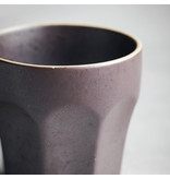 House Doctor Berica espresso kopjes bruin - set van 12 stuks