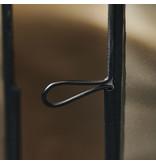 House Doctor Pamal lantaarn 42cm - antiek bruin