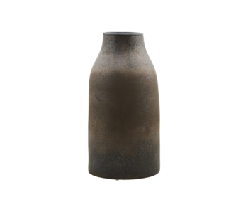 House Doctor Wymm Vase - schwarz