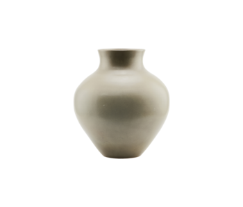 House Doctor Santa Fe vase - shellish mud