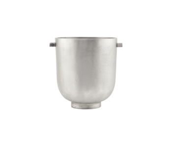 House Doctor Foem flower pot - aluminum