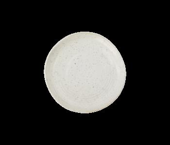 House Doctor Pion plader hvid / grå - sæt med 6 stk