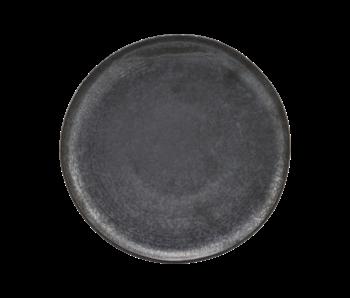 House Doctor Pion Mittagsteller schwarz / braun - 6er Set