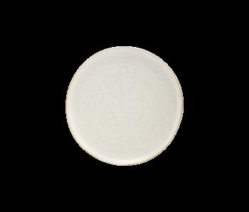 House Doctor Assiettes plates Pion blanc / gris - lot de 6 pièces