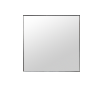 House Doctor Rå spegel med ram - 100x100cm
