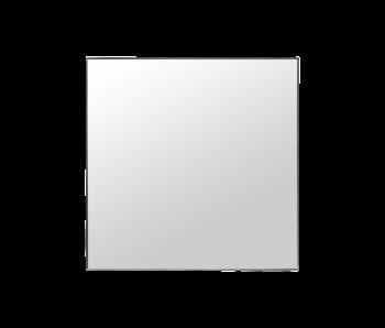 House Doctor Rohspiegel mit Rahmen - 100x100cm