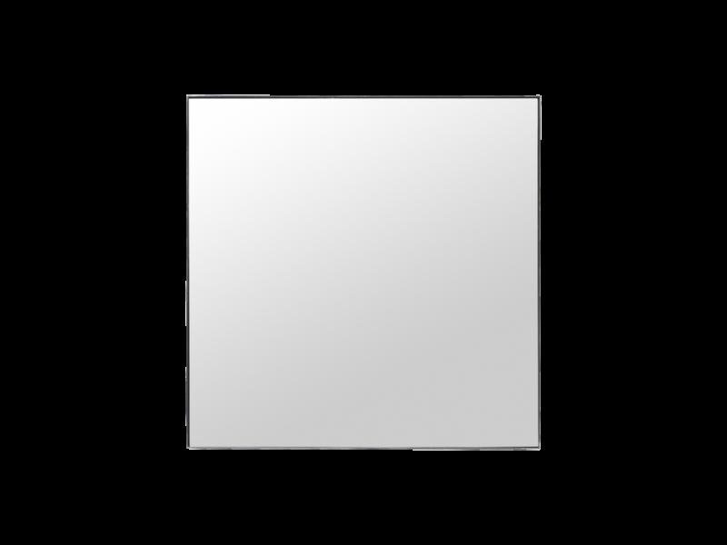 House Doctor Raw spiegel met frame - 100x100cm