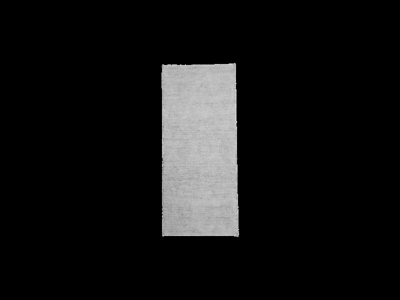 House Doctor Mara Teppich - grau 240x100cm