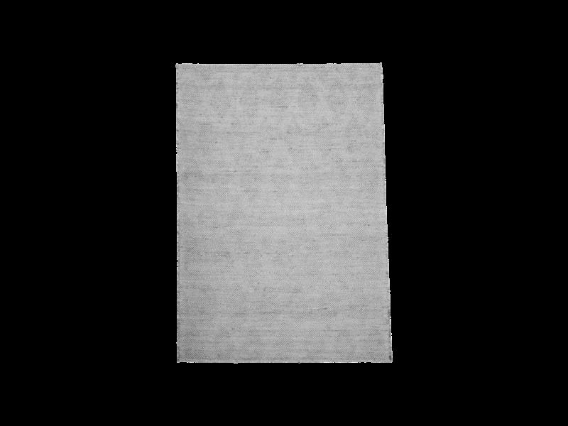 House Doctor Mara Teppich - grau 200x300cm