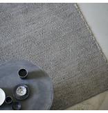 House Doctor Mara rug - gray 180x180cm