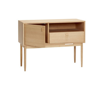 Hubsch Sideboard oak - natural