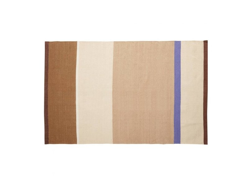 Hubsch Rug polyester - multi color