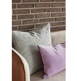 Hubsch Soffa i polyester / metall - beige / orange