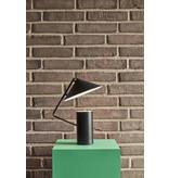 Hubsch Table lamp metal - black