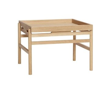 Hubsch Coffee table oak - natural