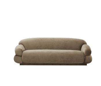 Nordal Sof sofa - light brown