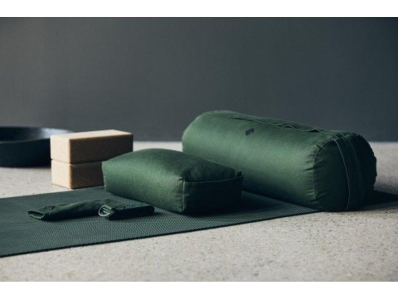Nordal  Yoga meditatie bolster - groen