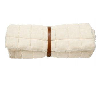 Nordal Yin yoga mattress - ivory