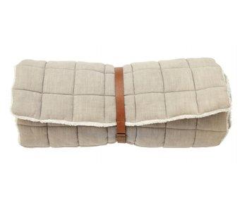Nordal Yin yogamadrass - grå