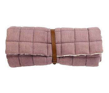 Nordal Yin yoga mattress - pink