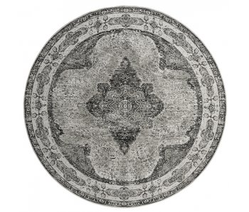 Nordal Venus rund matta grå - diameter 240cm