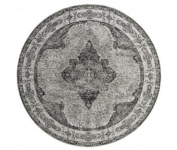 Nordal Venus rundt tæppe grå - diameter 240cm