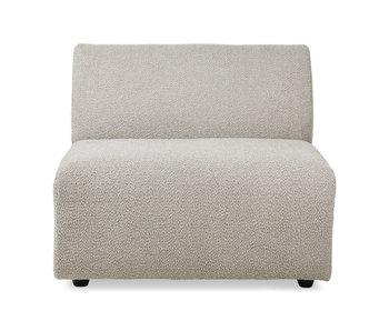 HK-Living Jax element sofamodul midterste sten