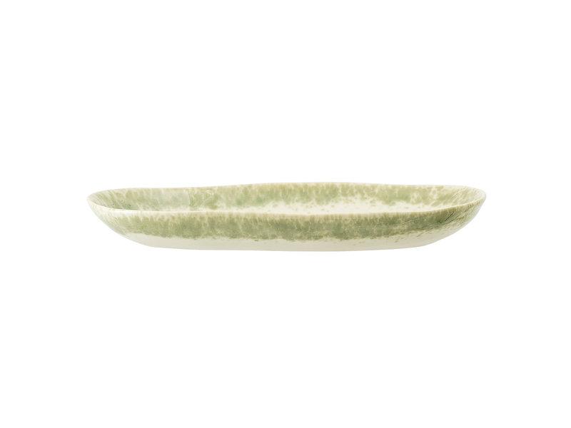 Bloomingville Paula bord groen  set van 6 stuks