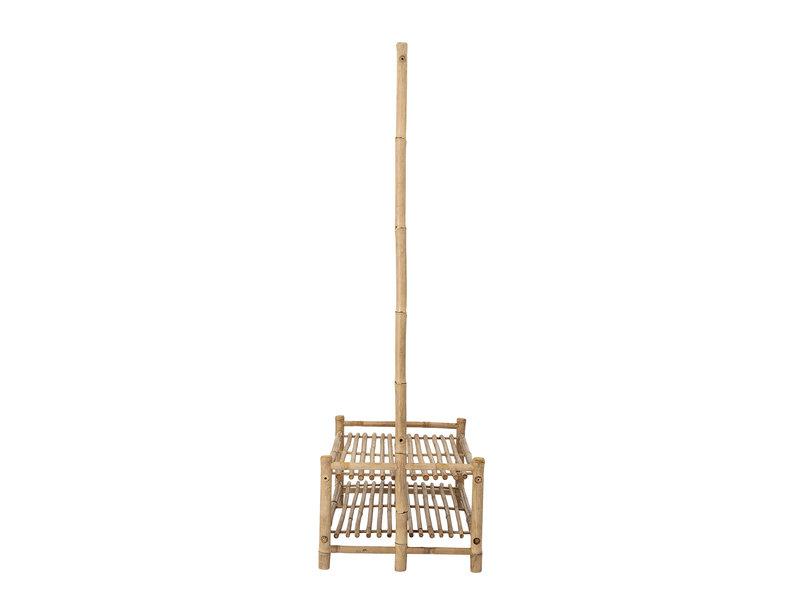 Bloomingville Mini Kledingrek bamboe - naturel
