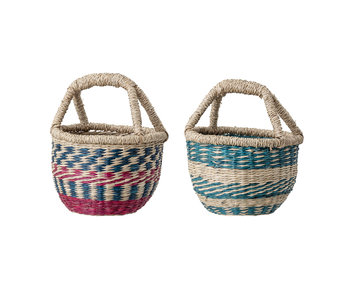 Bloomingville Mini Seagrass baskets - set of 2