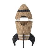 Bloomingville Mini Opbergmand raket met deksel