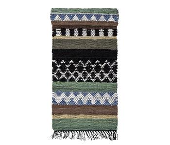 Bloomingville Mini Cotton rug - multi color