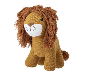 Bloomingville Mini Lion soft toy cotton
