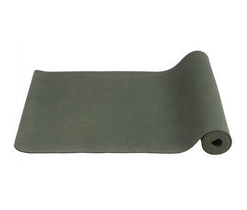 Nordal Yoga mat - donkergroen