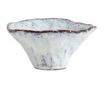 Nordal Soisalo unique schaal S ijsblauw -set van 8 stuks