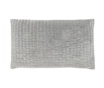 Nordal Castor cushion incl filling - gray